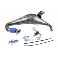 Olimat Losi 5ive-T Un-Silenced Exhaust Pipe