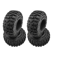 "RC Crawler Tyres with Foams for 2.2"" Wheels (120x50mm)"