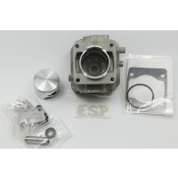 Zenoah G320RC 4-Bolt Top End Kit 38mm 31.8cc (ESP Race Ported - Stock Stroke)