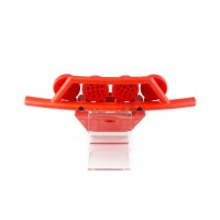 MadMax 5T Front Bumper Set - Red
