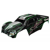 Traxxas X-Maxx Body Green