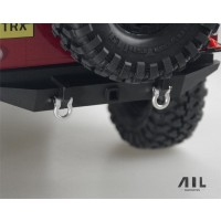 All Racing Traxxas TRX4 Alloy Shackles - Silver