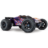 Traxxas E-Revo 2.0 Brushless VXL-6S TSM - Purple