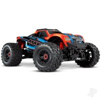 Traxxas Maxx RedX 1:10 4WD Brushless Electric Monster Truck