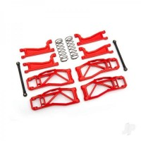 Traxxas Maxx Suspension kit, WideMaxx Red