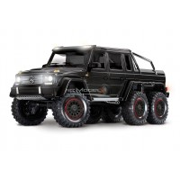 Traxxas Gloss Black TRX-6 Mercedes-Benz G 63 AMG