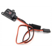 ProTek RC Electronic Switch w/Voltage Cutoff