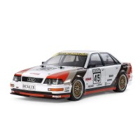 Tamiya 1/10 R/C 1991 Audi V8 Touring (TT-02) Build Kit