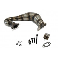 QL Racing Losi TLR 5B Speed Raw Exhaust Un-Silenced