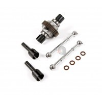Rovan Upgrade Driveshaft Set & Ready built diff