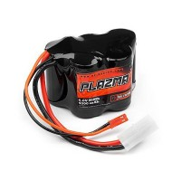HPI Plazma 6.0V 4300mAh Nimh Battery Hump Pack - Baja 5b