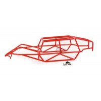 Metal Roll Cage - Red
