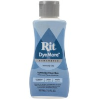 Rit DyeMore Liquid Kentucky Sky Synthetic Fiber Dye