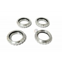 FID Racing Spring Tension Collar - Silver