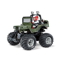 Tamiya Wild Willy 2 - WR-02 - Build Kit