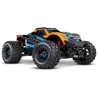 Traxxas Maxx Orange 1:10 4WD Brushless Electric Monster Truck
