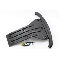 RPM Front Bumper and Skidplate for HPI Baja 5B