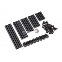 Traxxas Maxx Suspension pin set, complete (hardened steel)