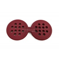 KM X2 Light Covers - Red