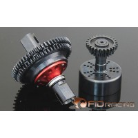 FID Racing 2 Speed For KM X2 & Losi 5ive-T