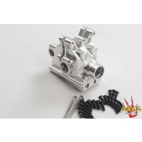 AREA RC - Front & Rear Alloy Diff for MCD RR5 - Silver