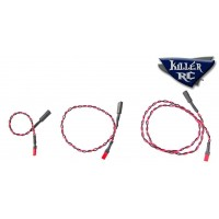 Killer RC Super Bee Ignition Cable Extension Pack