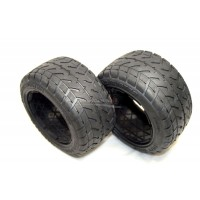 MadMax On Road Buggy Tyres Rear Pair