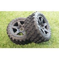 MadMax Land G-Ripper Tire Wheel Pair