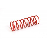 Front Shock Absorption Spring Red