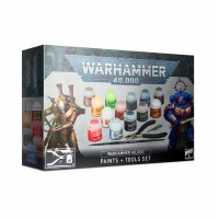40K PAINTS + TOOLS ENG/SPA/PORT/LATV/ROM