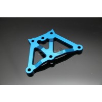 30DN Front Top Chassis Brace Blue