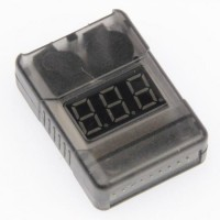 GT Power 2-8S Low Voltage Alarm Battery meter