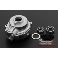 F.I.D Racing Dragon hammer Alloy Front Diff housing - Silver