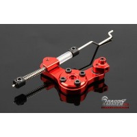 F.I.D Dragon Hammer FULL Throttle/Brake Linkage Set up - RED