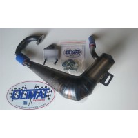 Olimat Rampage MT Silenced Exhaust Pipe