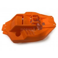 QL Racing Losi 5ive-B Bodyshell Orange