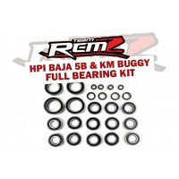 Team RCMZ Baja Full Replacement Bearing Set