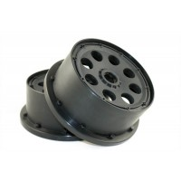 KM Buster Truck Rim's -  Front Pair