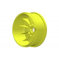 GRP Buggy Big Wheels Yellow