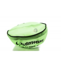 Outerwears for Losi 5ive Stock Filter & TGN Short Stack Uni Filter - Green