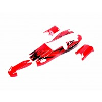 Rovan Baja Body Shell Red