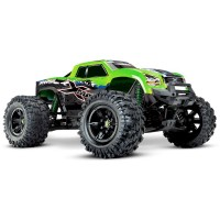 Traxxas X-Maxx 4WD Brushless RTR 8S Monster Truck (Green X)