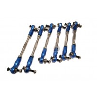 Losi 5Ive T Turnbuckle Set 6 Pcs Front & Rear