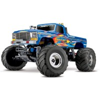 Traxxas Retro Bigfoot No.1 1:10 Officially Licensed RC Monster Truck